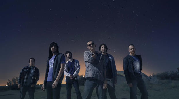 480x854 Linkin Park Band Hd Wallpaper Android One Mobile