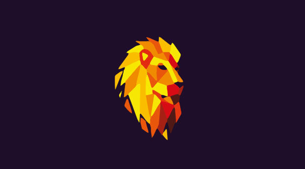 1440x2960 Lion Purple Background Digital Art Samsung Galaxy Note 9 8 S9 S8 S8 Qhd Wallpaper Hd Abstract 4k Wallpapers Images Photos And Background