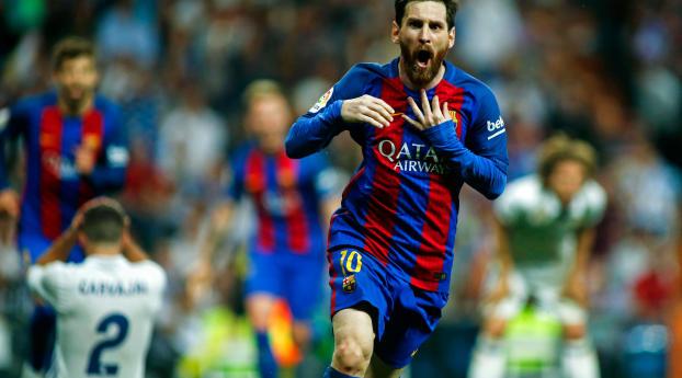 Lionel Messi Footballer Wallpaper, HD Sports 4K Wallpapers ...