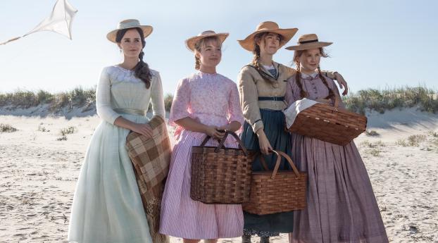 HD Wallpaper | Background Image Little Women 2019 Movie