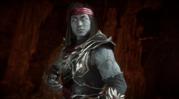 HD Wallpaper | Background Image Liu Kang in Mortal Kombat 11