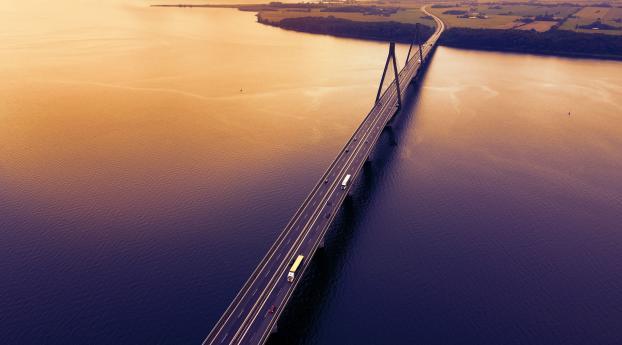 Long Bridge 4k Wallpaper