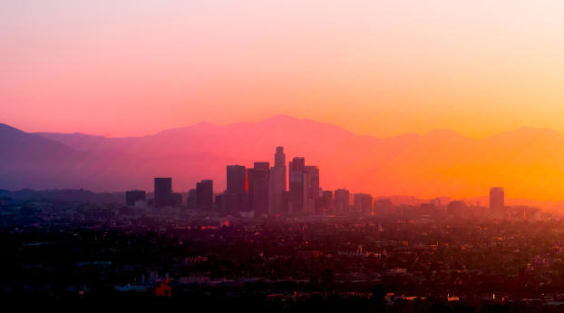 HD Wallpaper | Background Image Los Angeles