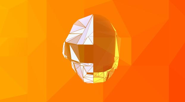 640x960 Low Poly Daft Punk Iphone 4 Iphone 4s Wallpaper Hd