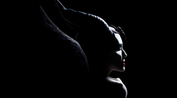 HD Wallpaper | Background Image Maleficent Mistress of Evil Movie Poster