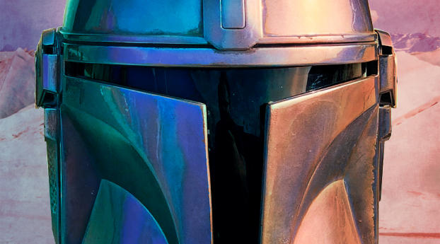 HD Wallpaper | Background Image Mandalorian Helmet