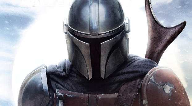 HD Wallpaper | Background Image Mandalorian