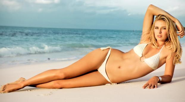 Maria sharapova in bikini full hd wallpaper - Hd bikini wallpapers for pc ...