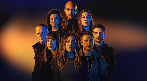 HD Wallpaper | Background Image Marvel Agents of SHIELD
