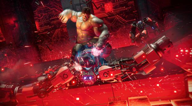 Marvel's Avengers Hulk Gaming Wallpaper