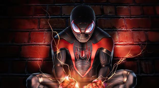 Marvel Spider Man New 4K Wallpaper