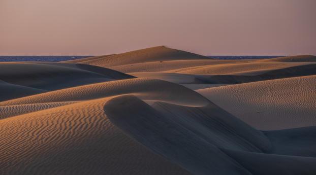 HD Wallpaper | Background Image Maspalomas Dunes