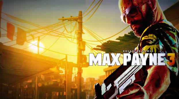 950x1534 Max Payne 3 Weapon Pistol 950x1534 Resolution Wallpaper