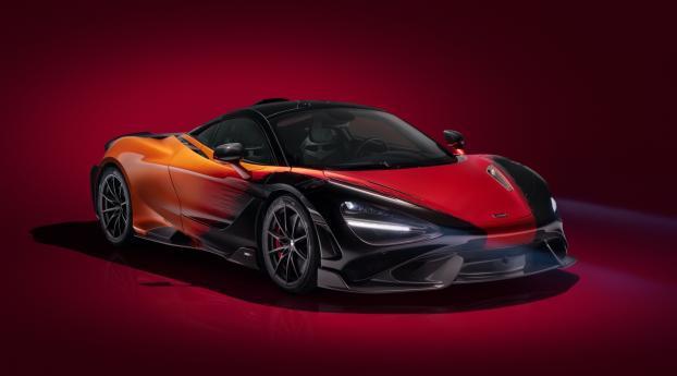 McLaren 765LT Sport Wallpaper 1024x768 Resolution