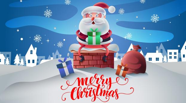 HD Wallpaper | Background Image Merry Christmas 2019