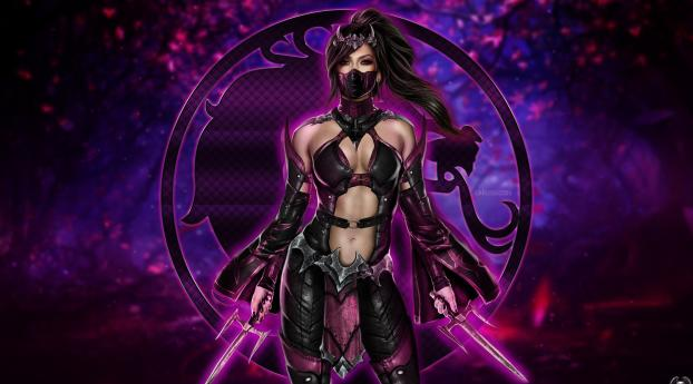 Mileena Mortal Kombat 11 Wallpaper