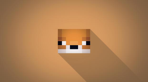 HD Wallpaper | Background Image Minecraft Minimalist