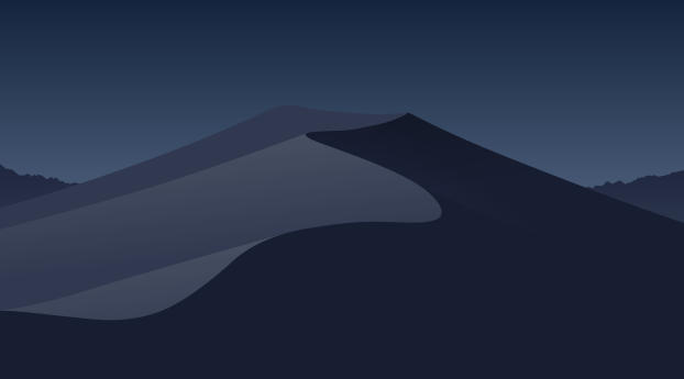 HD Wallpaper | Background Image Minimal Mojave