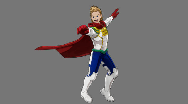 HD Wallpaper | Background Image Mirio Togata In My Hero Ones Justice 2
