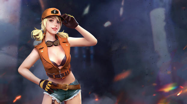 Misha Garena Free Fire 4k Wallpaper in 1280x1024 Resolution