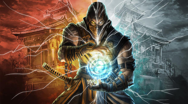 HD Wallpaper | Background Image Mortal Kombat 11