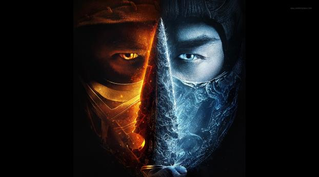 Mortal Kombat Movie Wallpaper in 1336x768 Resolution
