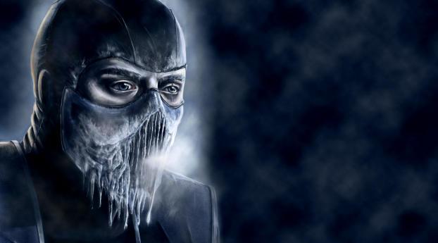 Mortal Kombat Wallpaper Sub Zero Background Ice