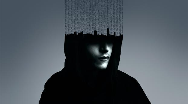 HD Wallpaper | Background Image Mr Robot Poster