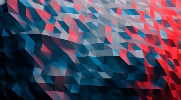 HD Wallpaper   Background Image Multiply Polygon Art