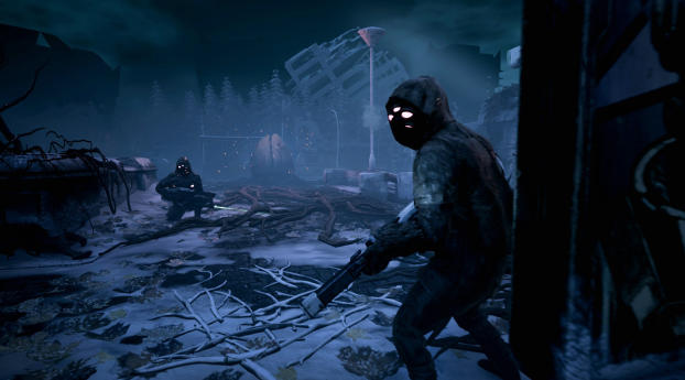 HD Wallpaper | Background Image Mutant Year Zero Road to Eden 2019