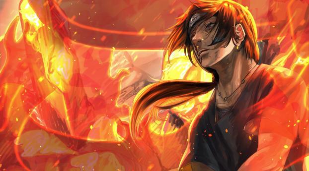 wxl naruto fire art 71427