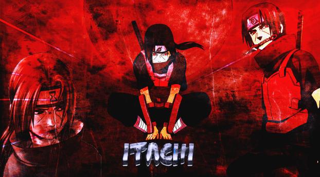 Naruto Trinity Wallpaper