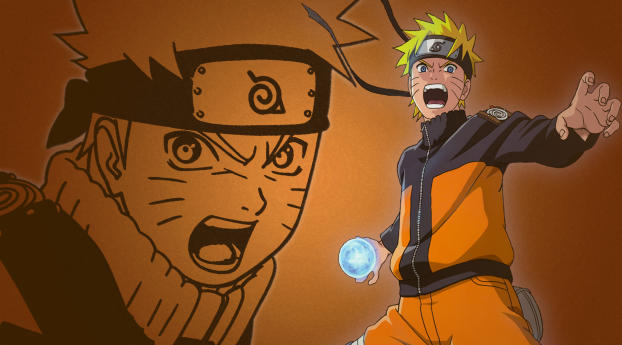 480x484 Naruto Uzumaki Rasengan Android One Wallpaper Hd