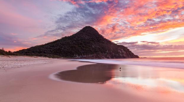 1080x1920 Nature Water Beach Rock Beautiful Sky Iphone 7 6s