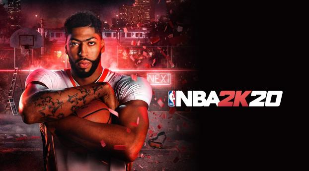 HD Wallpaper | Background Image NBA 2K20 Cover