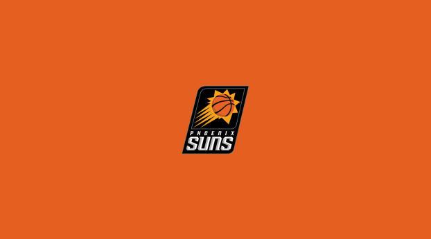 NBA Phoenix Suns Logo 2021 Wallpaper 1280x1024 Resolution