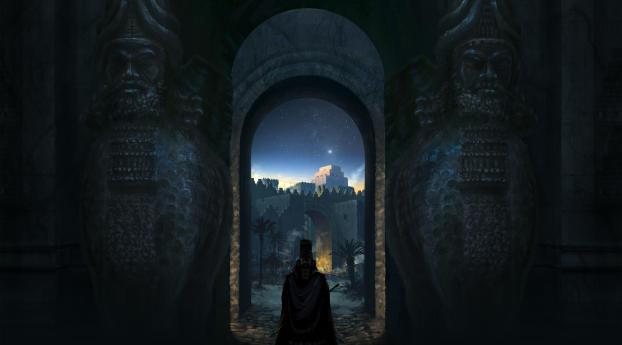 Nebuchadnezzar Game Wallpaper