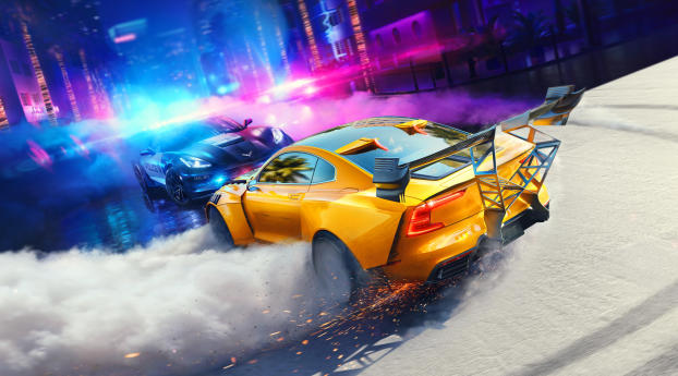 HD Wallpaper | Background Image Need for Speed Heat