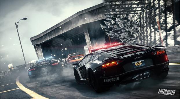 1242x2688 Need For Speed Rivals Lamborghini Aventador