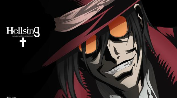 Netflix Hellsing Wallpaper