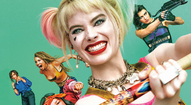 New Birds Of Prey Wallpaper Hd Movies 4k Wallpapers Images Photos And Background
