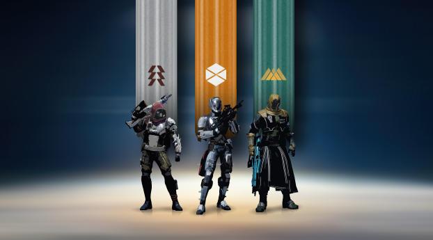 New Destiny 2020 Art Wallpaper