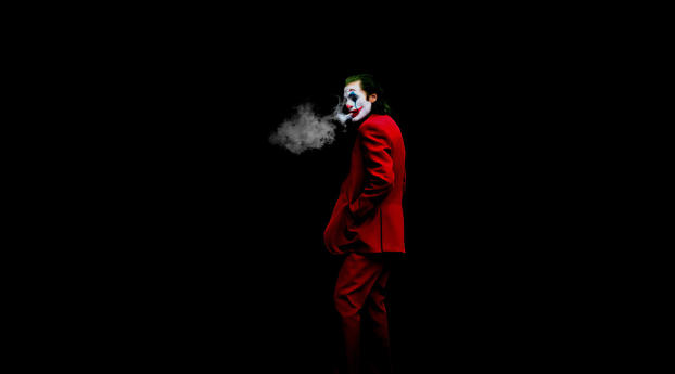 HD Wallpaper | Background Image New Joker 2020 Art