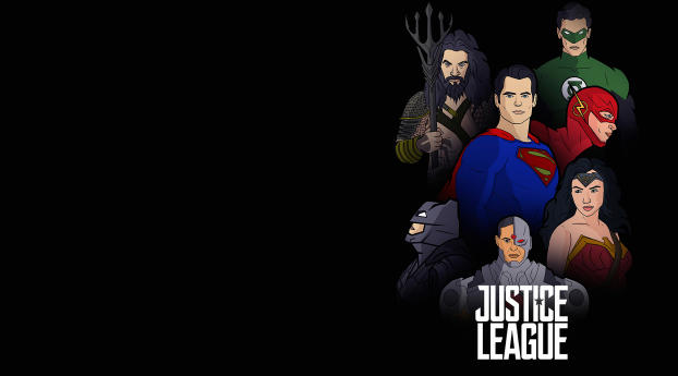 HD Wallpaper | Background Image New Justice League Art 4k