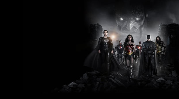 New Justice League Team Wallpaper