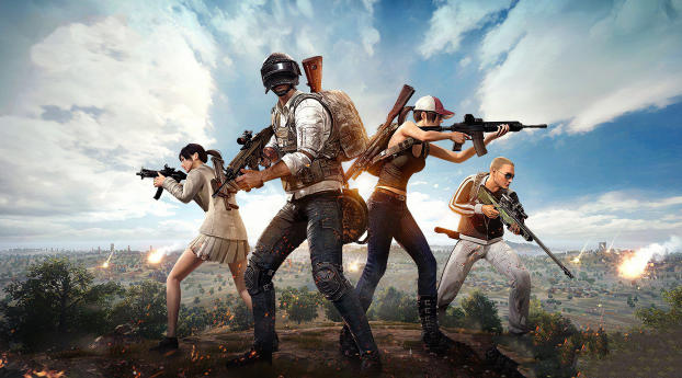 HD Wallpaper | Background Image New PUBG Game 2019