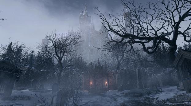 HD Wallpaper | Background Image New Resident Evil Village 2021