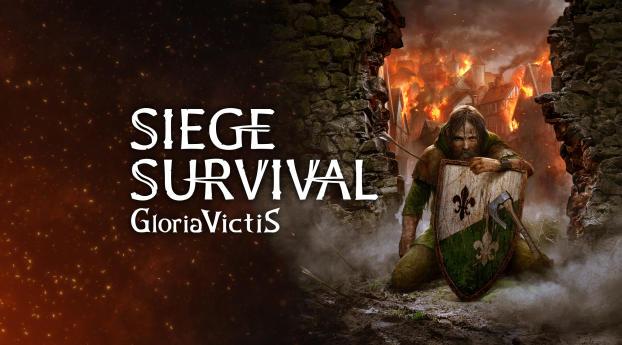 New Siege Survival Gloria Victis Wallpaper