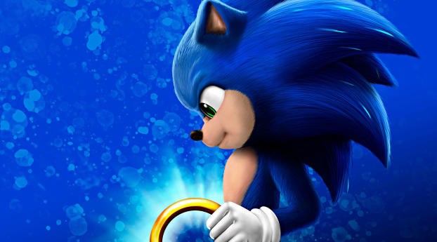 New Sonic Hedgehog Wallpaper Hd Movies 4k Wallpapers Images Photos And Background