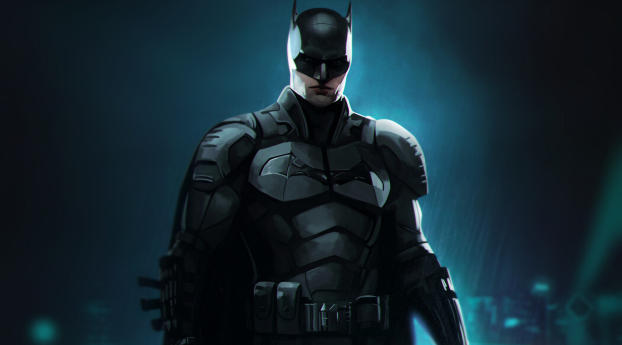 New The Batman 2021 Wallpaper